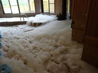 【衝撃事件の核心】男湯も女湯も泡だらけ、悪質ないたずら誰が…豪雨復興の熊野川温泉を見舞…