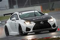 【試乗インプレ】レクサスのレーシングカーで豪雨の富士を激走 「RC F GTコンセプト…