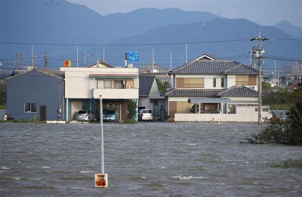 【台風21号】東海、北陸の死傷者30人に、三重の水没車内で死亡 ...