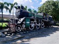 【江藤詩文の世界鉄道旅】タイ鉄道ナムトック線(6・番外編)異国の地で静かに佇む日本製の…