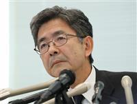 【神戸製鋼データ改竄】会見一問一答「特別損失、予想できず」と常務執行役員