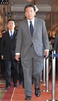枝野幸男氏、憲法めぐり公明党に秋波? あいさつ回りで「御党が一番近いテーマもある」