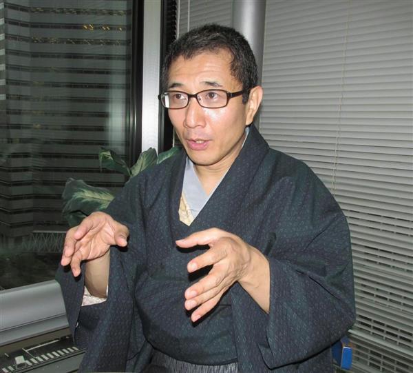 NHKの「超入門!落語THE MOVIE」...
