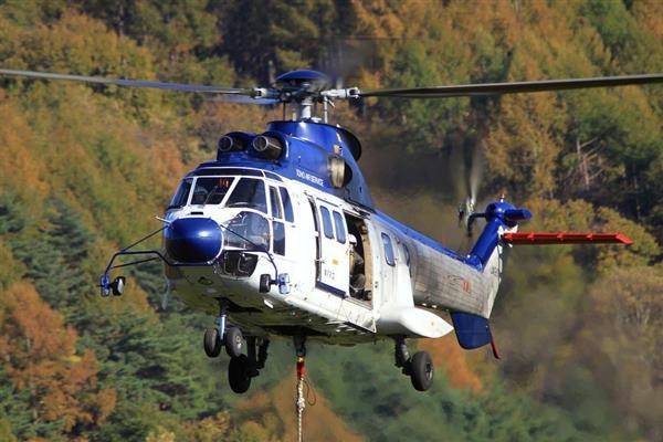 群馬のヘリ墜落、搭乗の東邦航空4人死亡 墜落直前に部品外れる ...