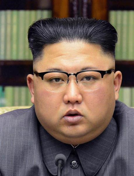 北朝鮮の金正恩朝鮮労働党委員長(朝鮮通信=共同)