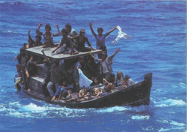 インドシナ 難民
