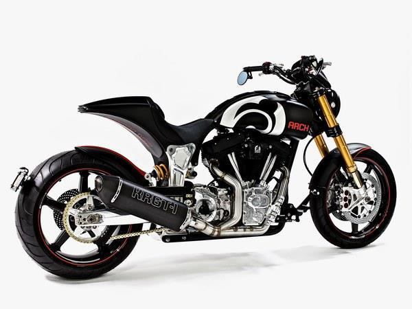 「KRGT-1」 PHOTOGRAPH COURTESY OF ARCH MOTORCYCLE