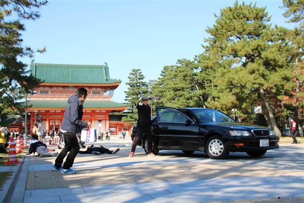 爆発物処理やトリアージも 京都でテロ想定した初動対応訓練 府 ...
