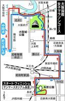 「第37回大阪国際女子マラソン」来年1月28日、東京五輪目指し激走 出場者募集