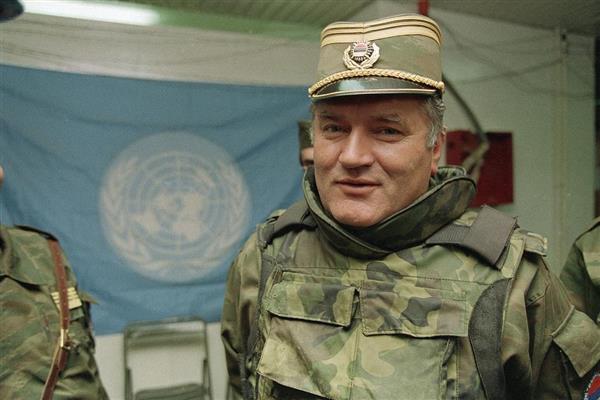 ボスニア紛争の大物戦犯に終身禁...