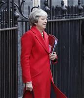 【英EU離脱】最大450億ユーロに倍増か 英国が協議前進確約を条件に分担金の具体額提示…
