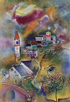 【正木利和のスポカル】俳優、建築家、詩人…多彩な画家、オットー・ネーベルよ、おまえは何…