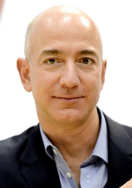 アマゾン創業者のジェフ・ベゾス氏、資産11兆円 世界一の富豪 株価 ...