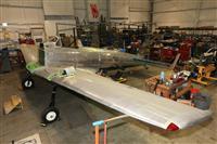 【いまも飛ぶ大戦機】零戦、6機目が新造作業中 2018年の初飛行を目指す