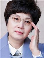 韓国国内でインタビューに答える金賢姫元北朝鮮工作員(松本健吾撮影)
