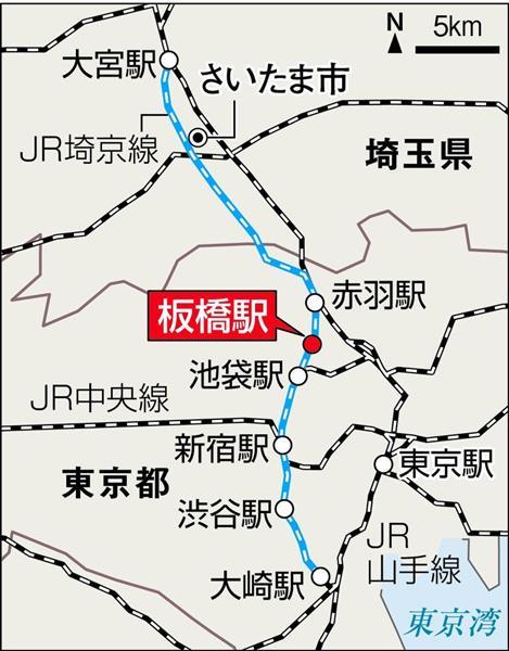 線 1902 埼京