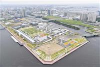 豊洲市場追加工事で随意契約検討 東京都、入札不調続き