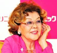 野村沙知代さんが死去、85歳 野球評論家・克也氏の妻 サッチーの愛称でタレント活動