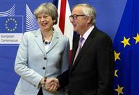 【英EU離脱】合意優先 英・EUともに妥協 課題積み残し今後も続く難交渉
