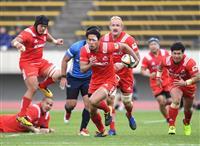 【ラグビー】「勝てば信頼回復につながる」 神戸製鋼5試合ぶり勝利 TL紅組3位に…残る…
