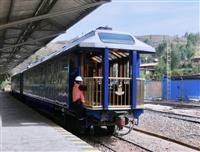 【江藤詩文の世界鉄道旅】ハイラムビンガム号(2)セキュリティチェックは厳格 マチュピチ…