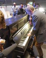 【ノーベル賞】核廃絶ICANに平和賞…「被爆ピアノ」響く オスロでコンサート