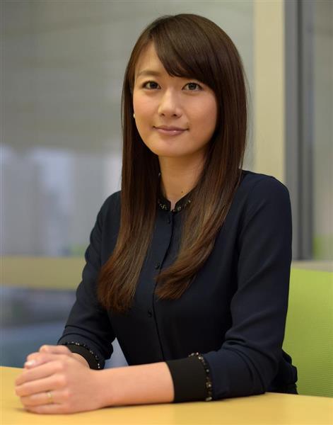 大島由香里アナ、年内でフジ退社...