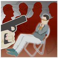 【衝撃事件の核心】ラブホテルから長時間緊縛監禁、〝拳銃〟で脅し2千万円要求…強盗致傷罪…