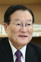 拓殖大学の森本敏総長