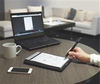【スゴ技ニッポン】デジタル文具は広がるか タブレットにペンとインク メモと同じ感覚、書…