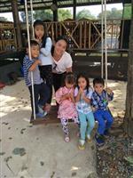 【世界の働く女性たち】from タイ クリスマスも子供と一緒にボランティア