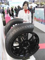 【スゴ技ニッポン】空気不要「エアレスタイヤ」車両軽量化、省資源に貢献 各社が開発加速