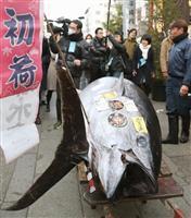 「大間マグロは世界一」築地市場初競り 最高値を付けたクロマグロを釣った竹内正弘さん