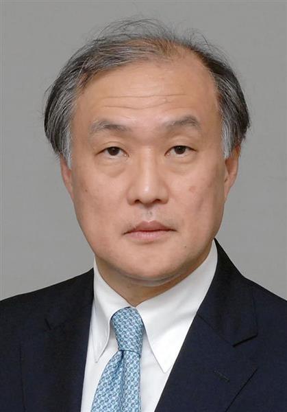 秋葉 剛男 外務 事務 次官