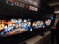パナソニック、有機ELテレビ販売を倍増へ