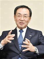米テスラのEV向け車載電池「中国での生産も検討」…パナ社長言明
