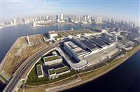 【豊洲問題】開業の見通し求める 東京・江東区議会、豊洲の千客万来施設で