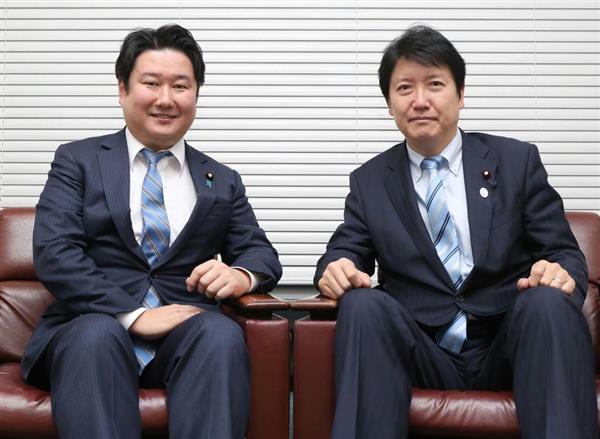 激論 自民・和田政宗氏と維新・...