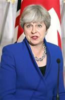 英「再び国民投票」議論 EU離脱派からも メイ首相繰り返し否定