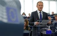 【英EU離脱】EU大統領「われわれの心は開かれている」 英残留転換なら受け入れ用意と発…