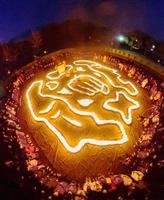 【阪神大震災23年・動画】阪神大震災から17日で23年 犠牲者6434人に鎮魂の祈り