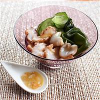 【料理と酒】外観は気味が悪くても実に美味 ナマコ酢