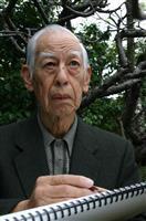 名誉長崎県民の日本画家・故松尾敏男氏「最後の自選展覧会」 県美術館で回顧展
