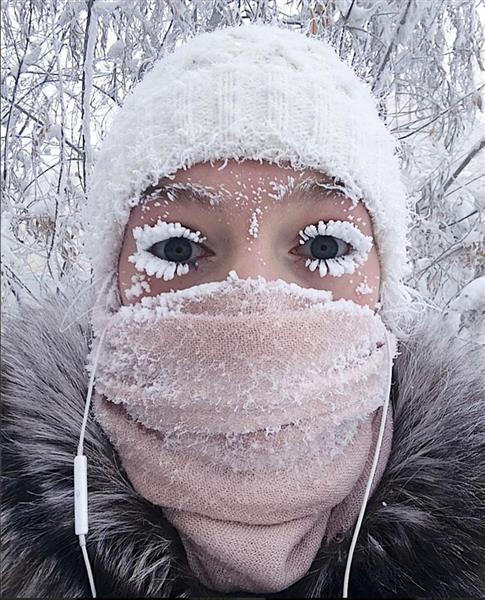 ロシア極東やシベリアに大寒波 ...