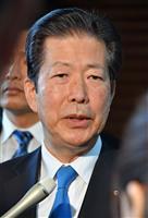 公明党の山口那津男代表=5日午後、首相官邸(斎藤良雄撮影)