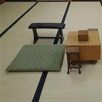 日本将棋連盟推薦 プロ棋士のパフォーマンスを支える座布団