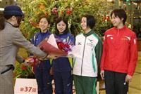 大阪国際女子マラソン選手村が開村 ネクストヒロイン水口「自分の限界試す」