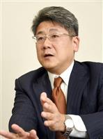 朝日新聞と対峙する小川氏