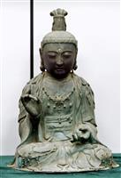 「盗難仏像、韓国は返還を」 対馬の観音寺、外務省などに要望書