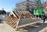熊本城、被災の石垣復旧へ 「奇跡の櫓」も解体